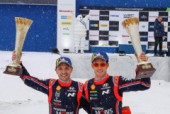 Rallying: Neuville leads championship after