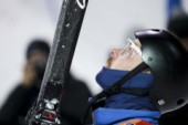 Freestyle skiing: Lillis dons late brother's ski