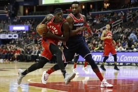 NBA: London road trip is homecoming for Wizards' Mahinmi