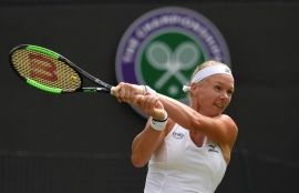 Bertens keen to capitalize on WTA Finals reprieve