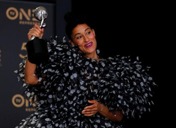 Tracee Ellis Ross debuts her singing voice in new film 'The High Note'