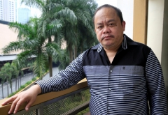 Threatened and vilified, but Philippine lawyer says he wants 'death squad president' in court