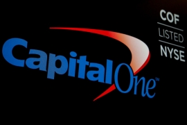 Capital One Bank fined $100 million over money-laundering controls