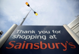 Sainsbury's restructures store management in cost-cutting plan