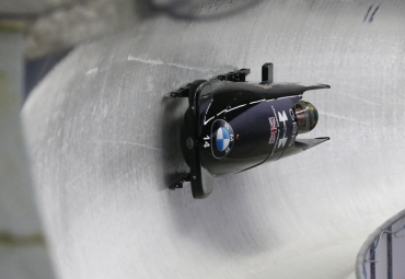 Bobsleigh: British women's pair selected after crowd-funding