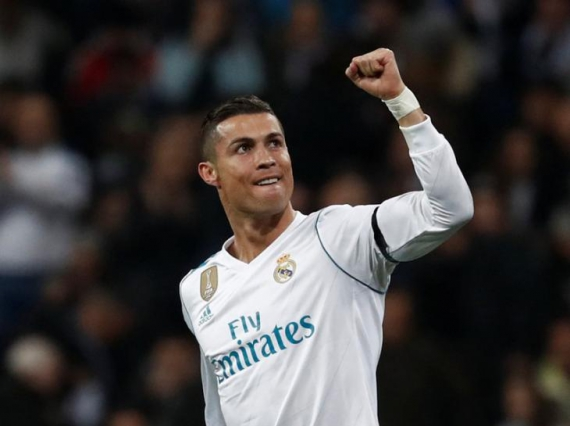 Ronaldo pips Messi to win Ballon d'Or for joint-record fifth time