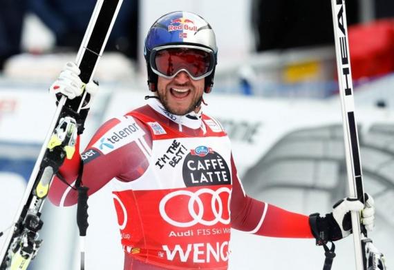 Resilient Svindal back on form and gunning for gold