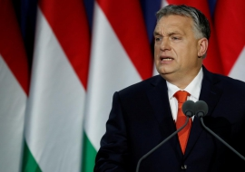 Hungary's Orban calls for global anti-migrant alliance with eye on 2018 elections