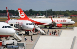 EU approves insolvent Air Berlin's 150 million euro lifeline
