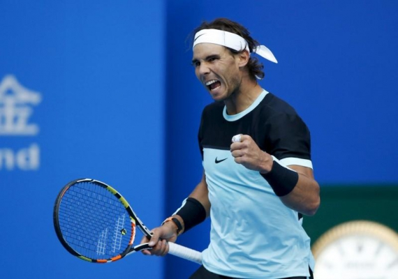 Tennis: Uncle Toni still 'more than anything' for Nadal