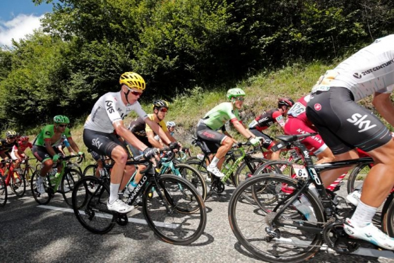 Cycling: All is not well at Team Sky, says LeMond