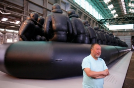 Artist Ai Weiwei unfazed by China ending presidential term limits