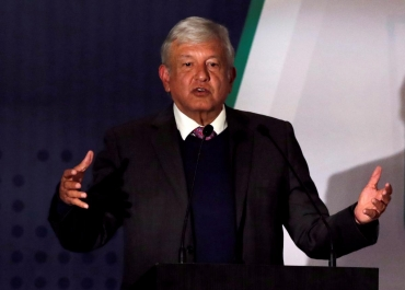 Mexican president-elect's party presents national guard plan