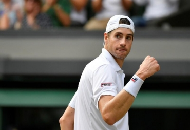 Tennis: Isner welcomes Wimbledon's new tiebreak rule