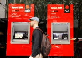 Institutional investors turn their backs on Australian banks