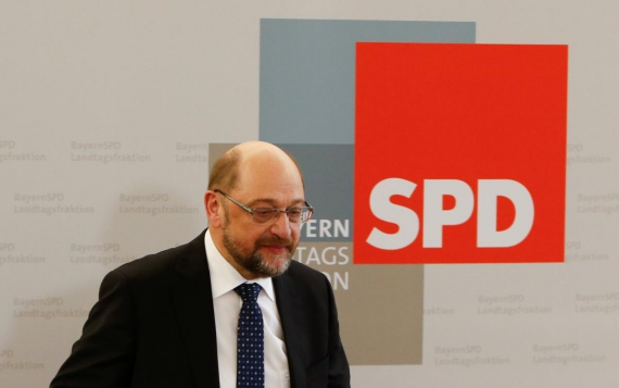 German election would further harm SPD, Schulz warns