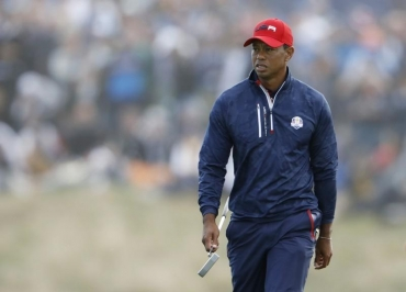 Golf: Tiger set for season debut in Farmers Open at Torrey Pines