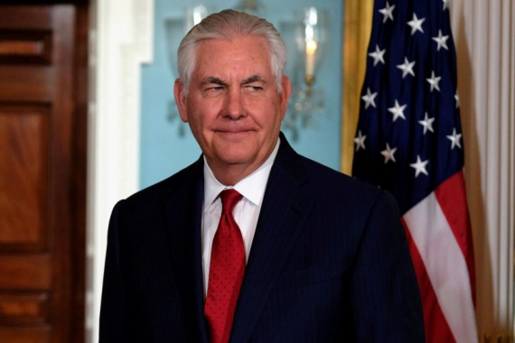 Tillerson to meet Lebanon's Hariri in Paris on Friday: U.S. State Department