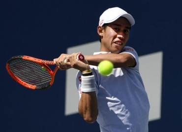 Tennis: Nishikori withdraws from Indian Wells through illness