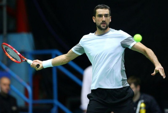 Depth in men's tennis stronger than for a decade, says Cilic