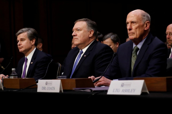 U.S. intelligence chief says North Korea 'decision time' is near