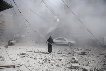 Syrian government warplanes kill 21, injure 125 in Eastern Ghouta: monitor