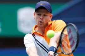 Tennis: First ATP title for Britain's Edmund