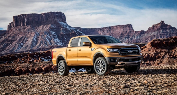 Ford unveils future Ranger pickup for segment rivals dominate