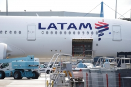 LATAM Airlines posts steep third-quarter profit fall on Argentina, Brazil
