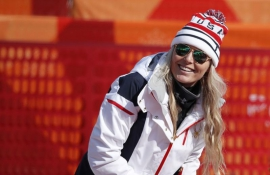 Alpine skiing: 'Magic Heinzi' gives Vonn the edge in downhill