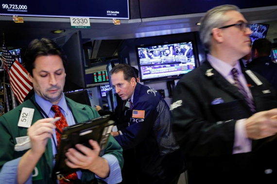 Wall Street set to open higher as inflation worries ease