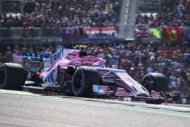 Motor racing: Ocon and Magnussen disqualified for fuel breaches