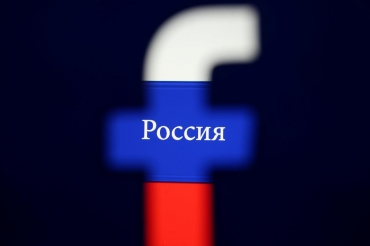 Facebook sued by Russian firm linked to woman charged by U.S.