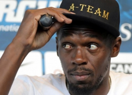 Athletics: Bolt winning race against time to peak for London