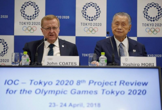 Questions on sailing, triathlon remain for 2020 : IOC's Coates