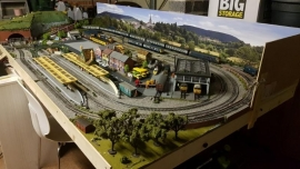 Full steam ahead for UK model railway buffs, despite coronavirus