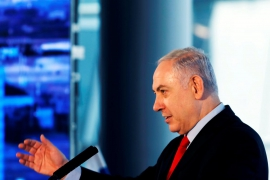 Israel's Netanyahu could act against Iran's 'empire'