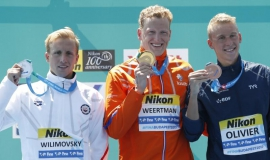 Swimming: Olympic champion Weertman wins 10km gold at Budapest worlds