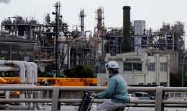 Japan's business mood, capex steady but outlook sours: BOJ tankan