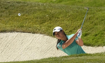 Golf: American Kang overcomes nerves to claim LPGA Shanghai title