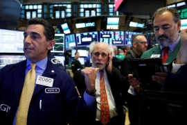 Wall Street closes higher after Fed policy statement