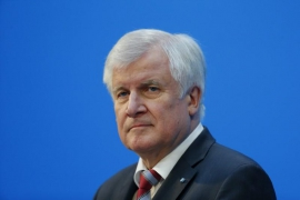 Germany's new interior minister lays down law-and-order credentials