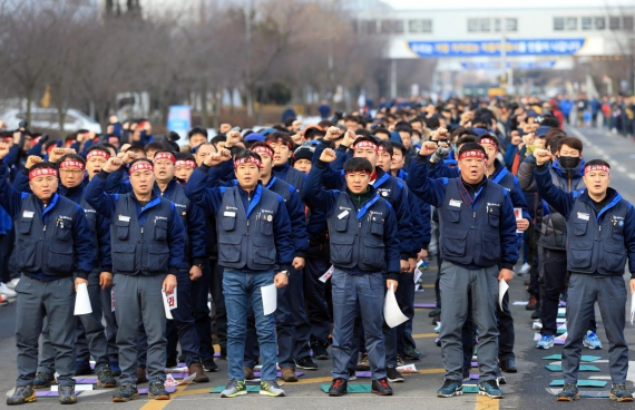 South Korea union says GM plant closure move is 'death sentence', threatens strike