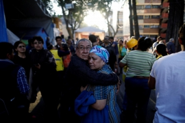 Mexico helicopter crash kills 13 on ground in wake of earthquake
